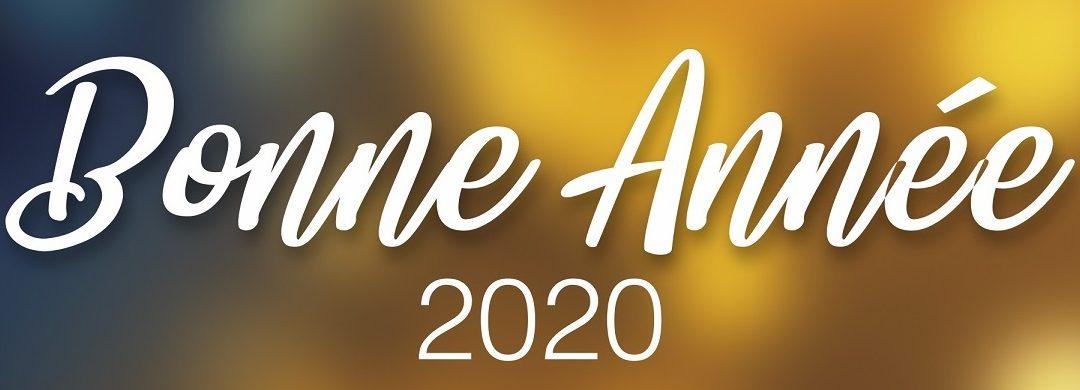 EN AVANT LES ANNÉES 2020 !
